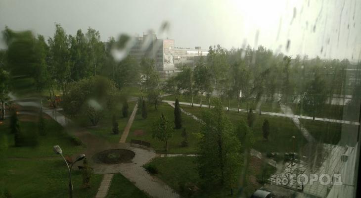 Жителей Чувашии предупреждают о неблагоприятных погодных явлениях