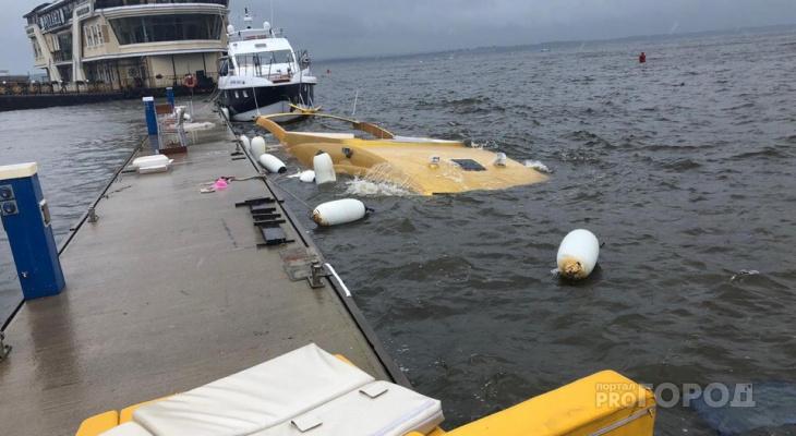 Затонувшая золотая яхта стоимостью 45 миллионов рублей пока полежит на дне