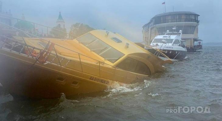 Родственница хозяина затонувшей золотой яхты рассказала, что судно было исправным