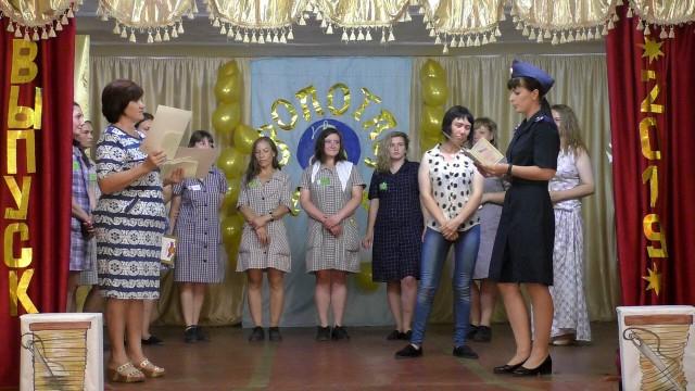 Выпускной вечер прошел и для осужденных женщин чувашской колонии
