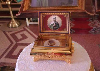 В Благовещенск доставят часть мощей блаженной Матроны Московской