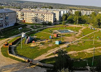 В «сказочном городке» Шимановска начался ремонт
