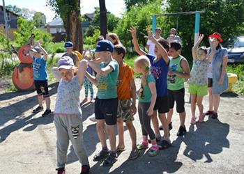 День соседей празднуют в Приамурье