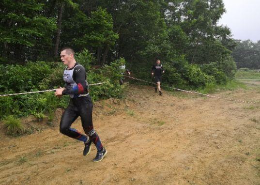 Курсанты ДВОКУ победили в отборочном этапе «Курсантского броска»