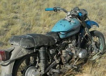 В Шимановском районе браконьеры, убившие косулю, пытались удрать от охотоведов на мотоцикле