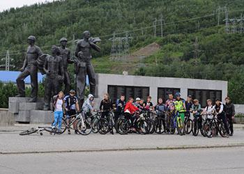 Отмена форума не помешала велосипедистам устроить пробег в Зейском районе