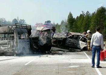 В нескольких российских регионах сразу произошли крупные аварии