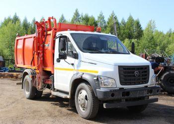 Два новых мусоровоза будут помогать поддерживать чистоту в Тынде