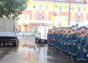 30 спасателей отправили в Селемджинский район