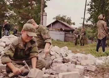 Амурчан зовут посмотреть реконструкцию боя в полукапонир 1940 года поcтройки