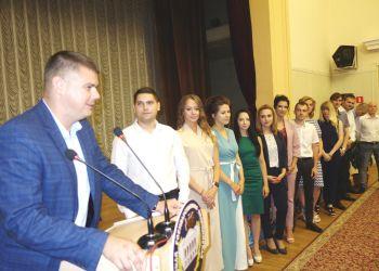 В Амурской медакадемии впервые выпустили более 100 ординаторов