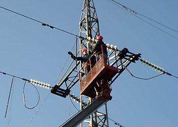 Энергетики отключают от электричества подтопленные села Приамурья