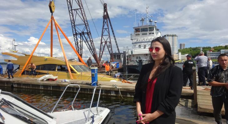 Родственница хозяина золотой яхты: «На счету ее капитана уже четыре затонувших судна»