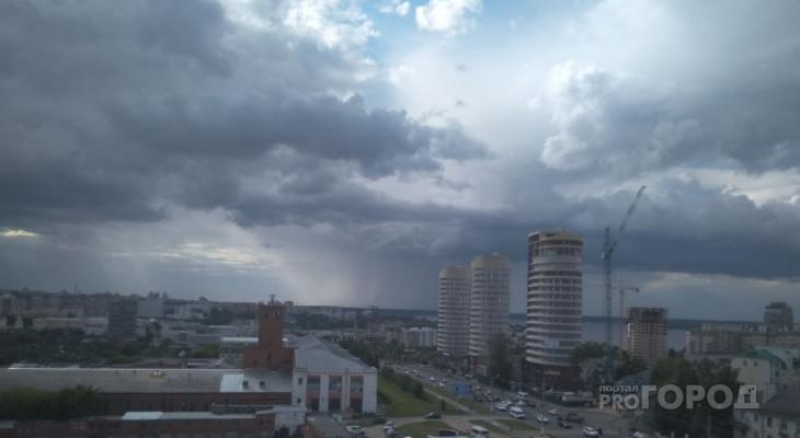 Что подготовила переменчивая погода для жителей Чувашии в четверг