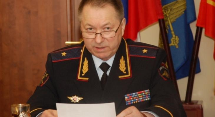 Путин освободил министра МВД по Чувашии от должности