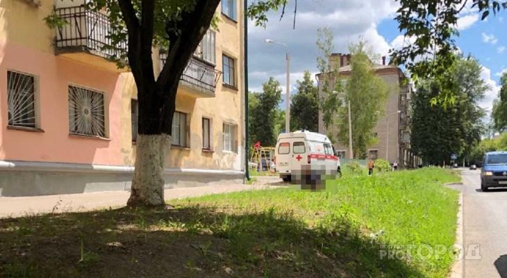 В Новочебоксарске у жилого дома нашли тело мужчины