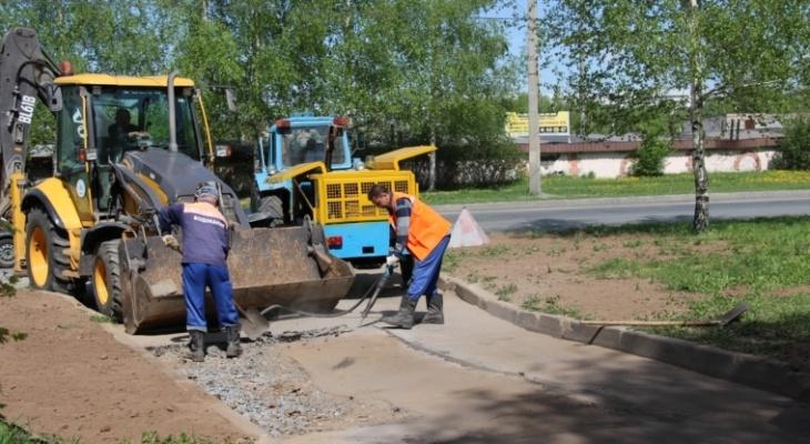 В Новоюжном районе Чебоксар на две недели закрывают улицу