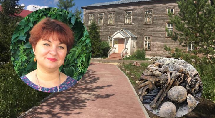 Директор музея: «Найти человеческие останки никто не ожидал»