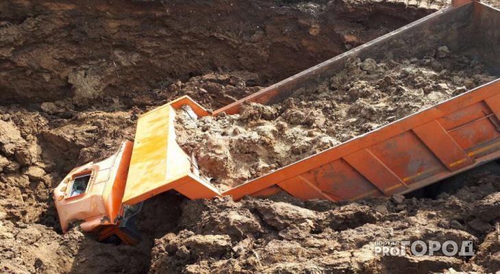 В Чебоксарах завершилось расследование гибели водителя КамАЗа на стройке кадетской школы