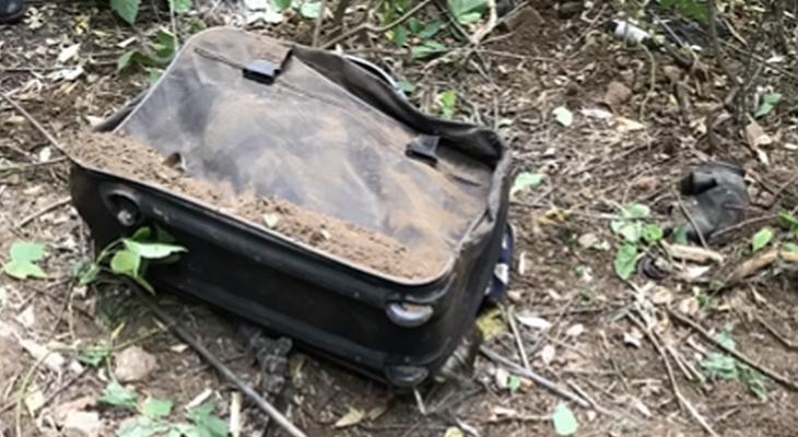 В Чебоксарах наказали мужчину, который закопал тело жены в чемодане
