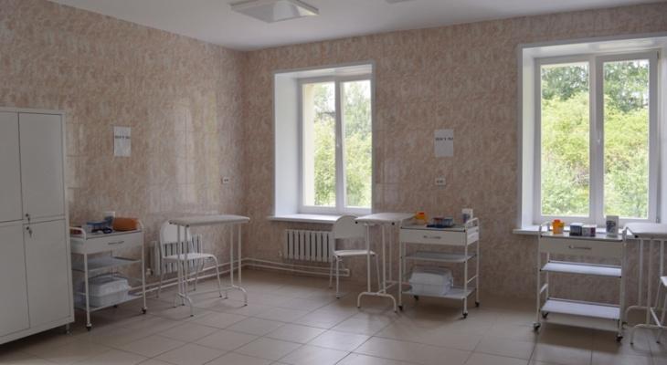 В новочебоксарской больнице обновили два кабинета