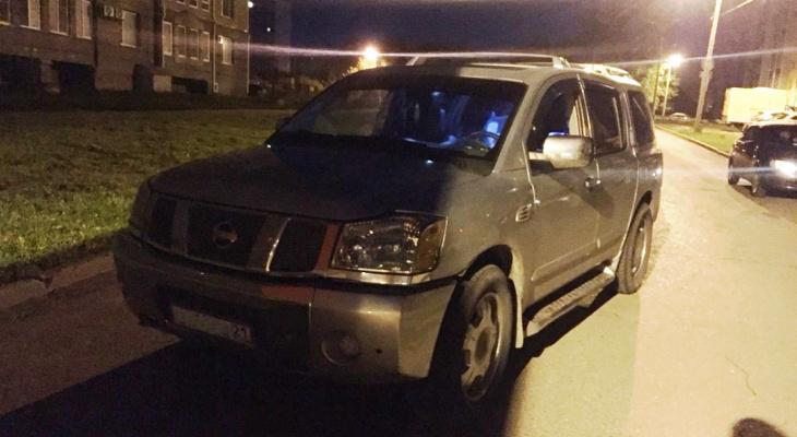 В Чебоксарах задержали автоледи с признаками опьянения