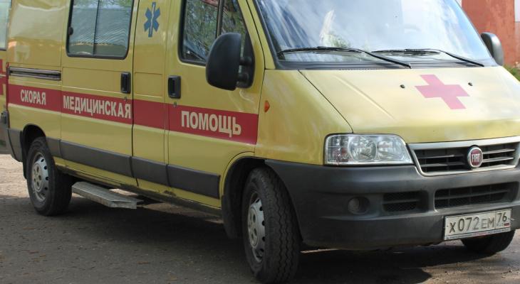 В Чебоксарах ребенок выпал из окна третьего этажа и доставлен в больницу