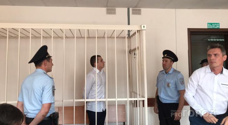 Олегу Ладыкову избрали меру пресечения за побег с места ДТП