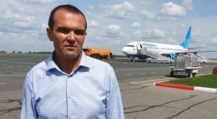 Игнатьев вернулся в Чувашию после лечения в северной столице