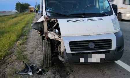В Чувашии завели дело на водителя Fiat Ducato, сбившего насмерть отца с дочерью