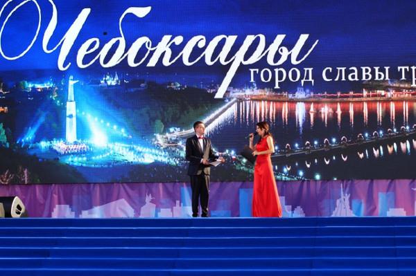 На набережной Чебоксар развернется выставка, а на площади Республики - фестиваль предприятий