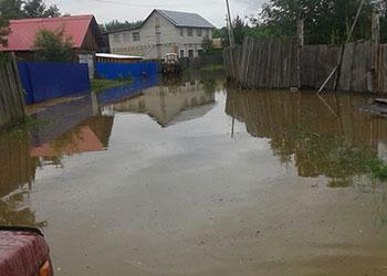 В Селемджинском районе завершили дезинфекцию территорий после паводка