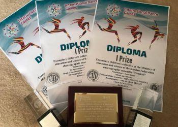 На конкурсе в Испании победил ансамбль из Благовещенска