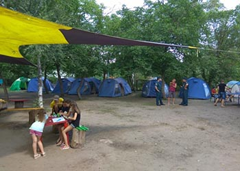После трагедии в Хабаровском крае палаточные лагеря проверили в Приамурье