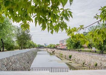 Проект благоустройства парка «Дружба» признан одним из лучших в России