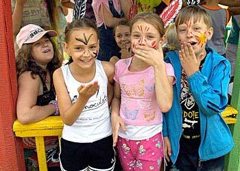 80 тысяч амурских детей отдохнули в первую смену в лагерях