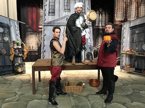 Павел Прилучный, Андрей Ургант и Юрий Стоянов сыграют в спектаклях «Амурской осени»