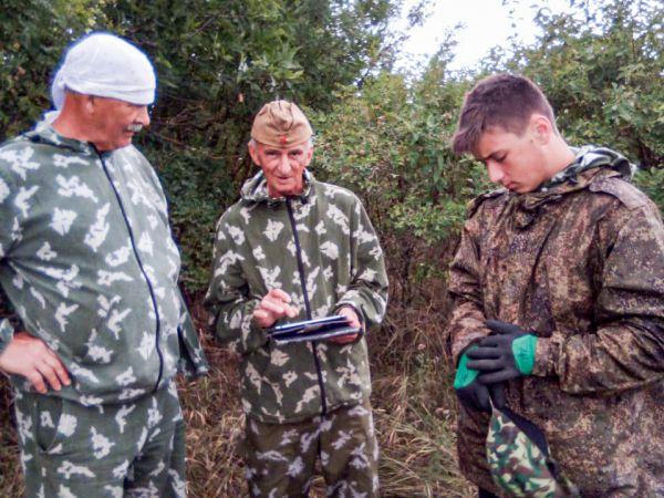 Амурские поисковики нашли восемь неучтенных мест захоронений бойцов Красной армии