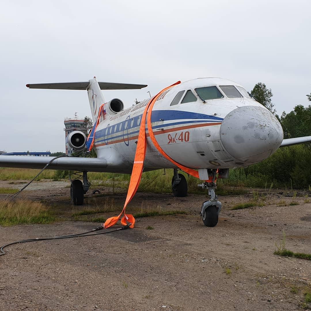 Аэрокосмический музей Ивановки пополнился новым экспонатом