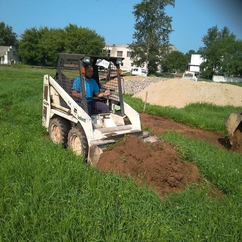 Осенью в селе Марково появится площадка для сдачи норм ГТО