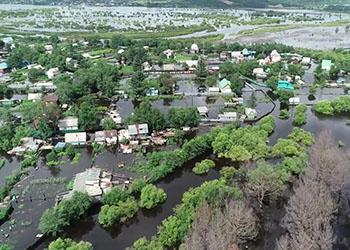 В Амурской области подтоплены 32 населенных пункта