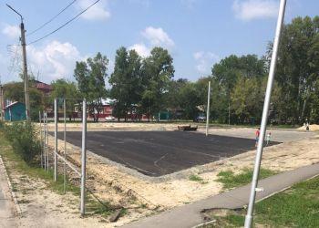 Новая спортивная площадка появится в горпарке Завитинска