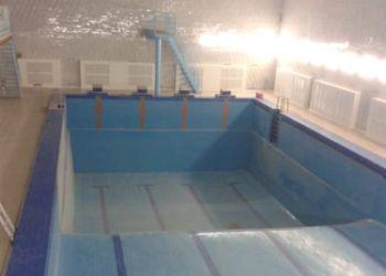 В Белогорье впервые за 32 года отремонтировали бассейн