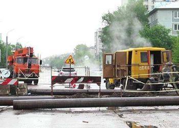 Сроки ремонта дороги в микрорайоне Благовещенска сместились из-за дождей
