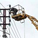Жители нескольких многоэтажек в Чигирях страдают от отсутствия воды и электричества