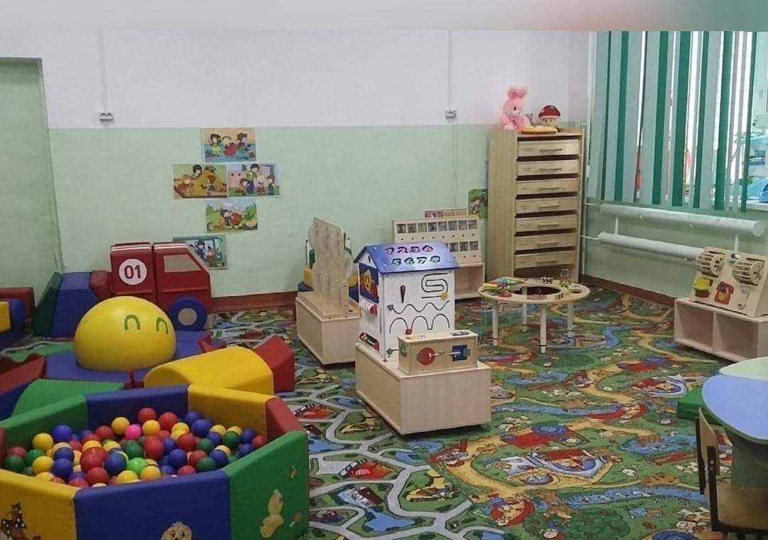 В «Доброте» для малышей работает «Служба ранней помощи»