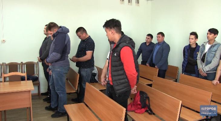 Пять чебоксарцев осуждены по делу о «маршрутных войнах»