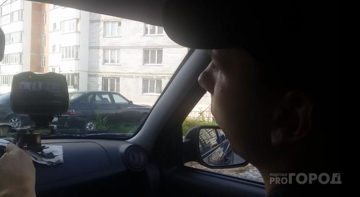 В Чебоксарах автомобили с