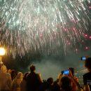 В Чебоксарах прогремел салют в честь 550-летия города