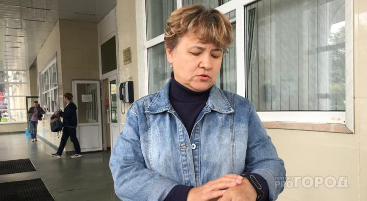 Упавшая в автобусе чебоксарка: